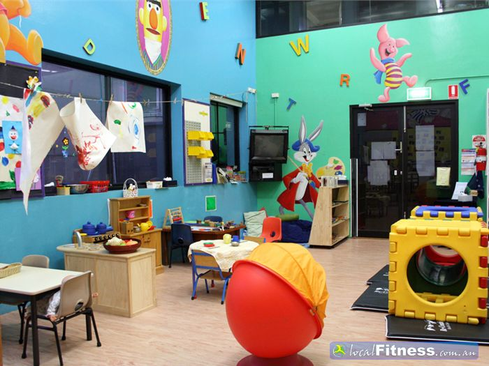 23 1150 Re Creation Health Clubs Armadale Gym Child Care Government
